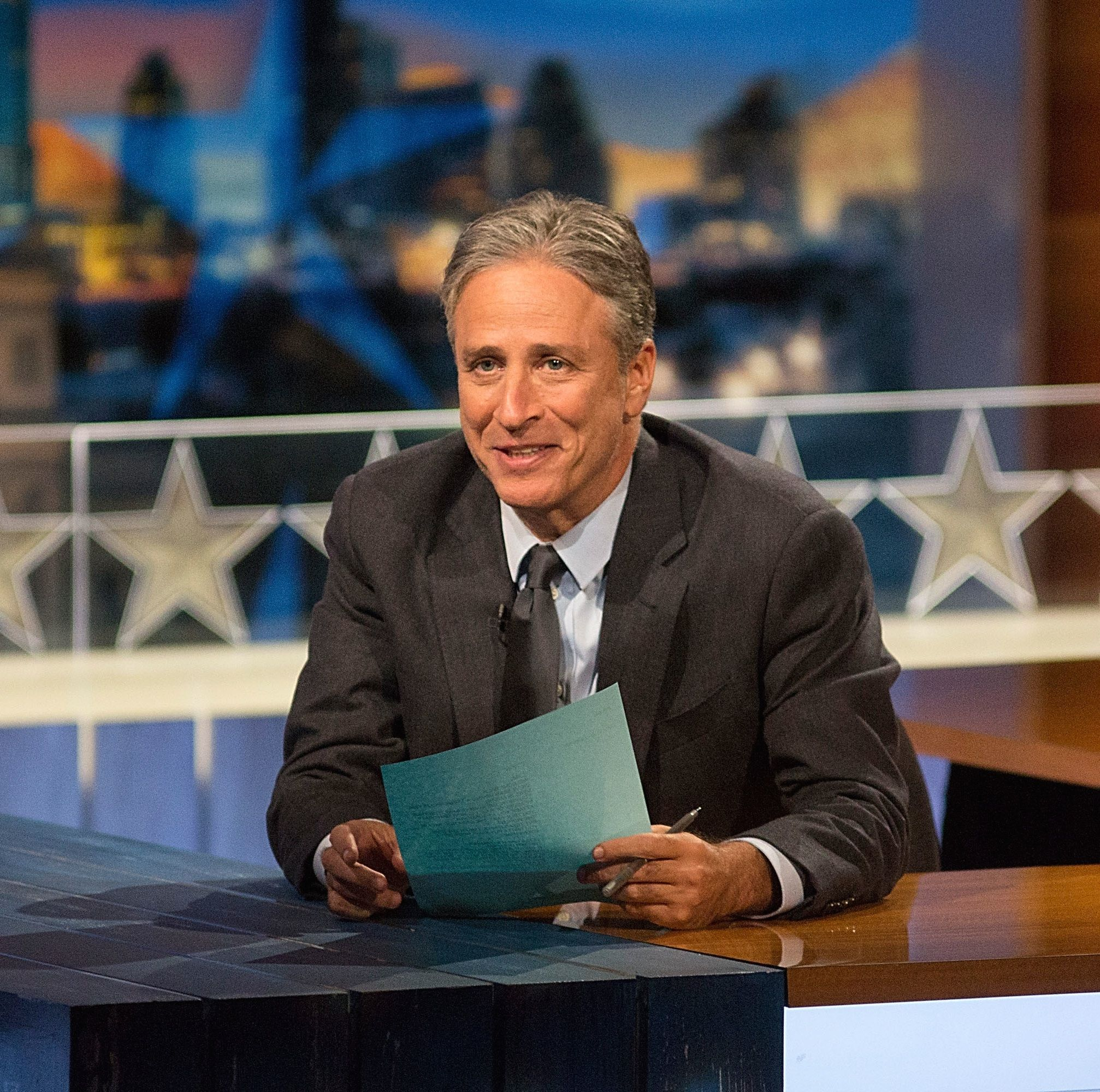 "Jon Stewart leaving ""The Daily Show"""