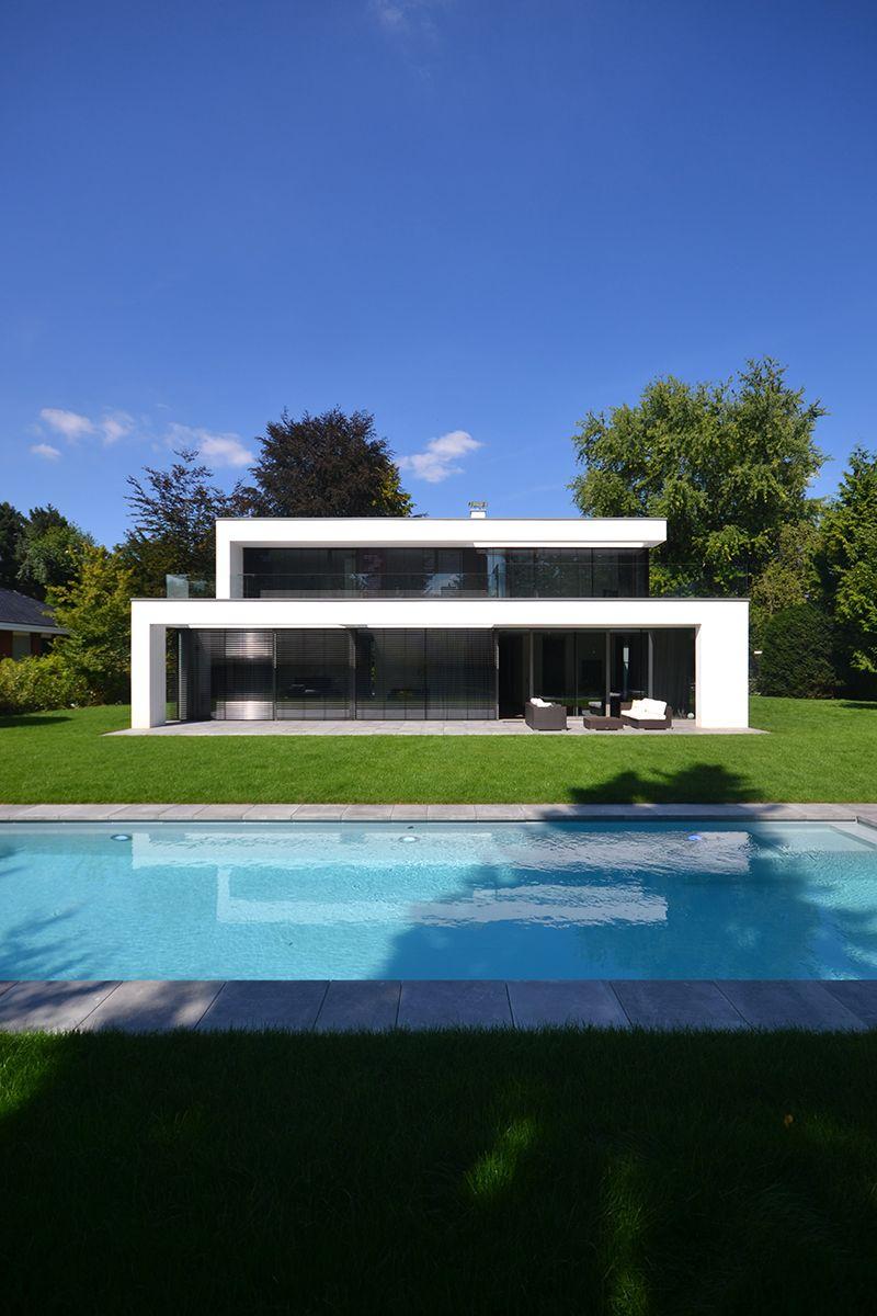 b nck architektur 2016 k ln m ngersdorf haus pinterest haus architektur bauhaus. Black Bedroom Furniture Sets. Home Design Ideas