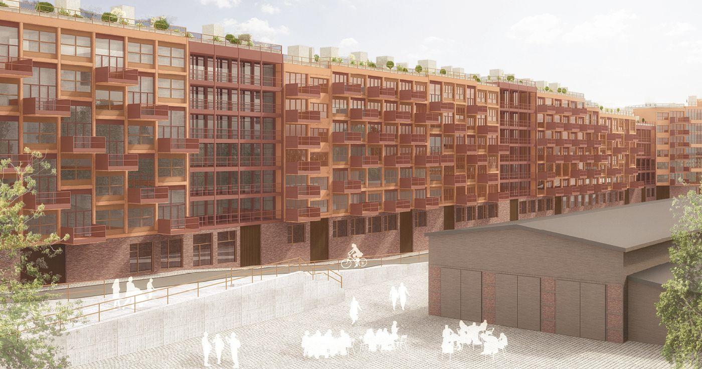 Lokdepot Berlin am lokdepot visualisierung berlin immobilien wohnen am