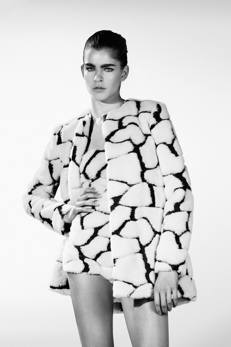 Nanna van Blaaderen — Knit design for fashion and home textiles