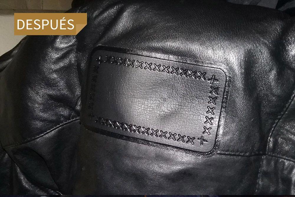 Arreglar chaqueta de cuero en madrid