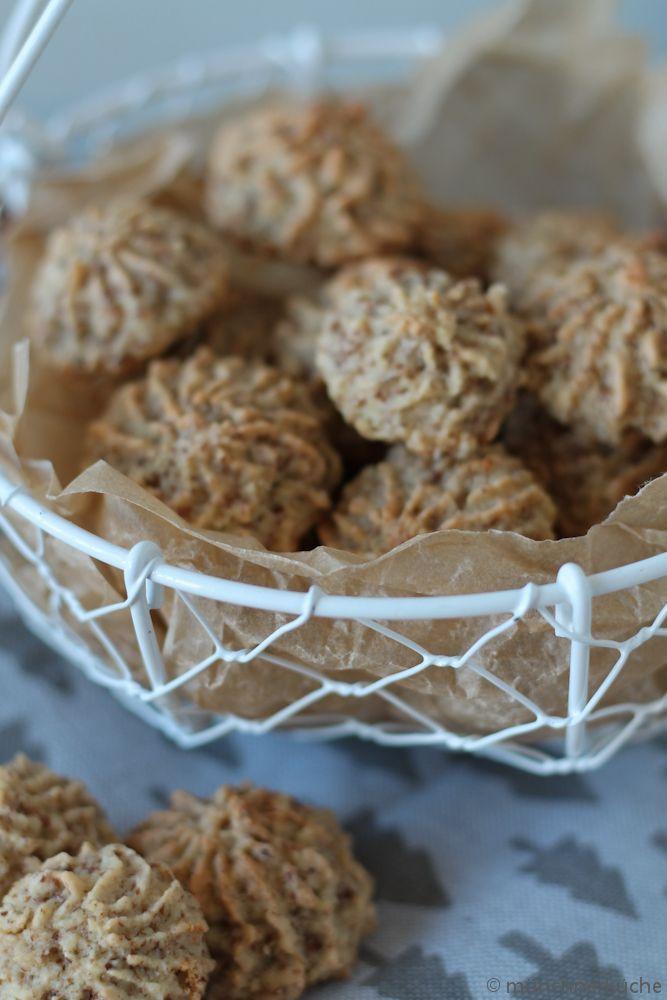 Schnelle Mandelhäubchen - münchner-küche