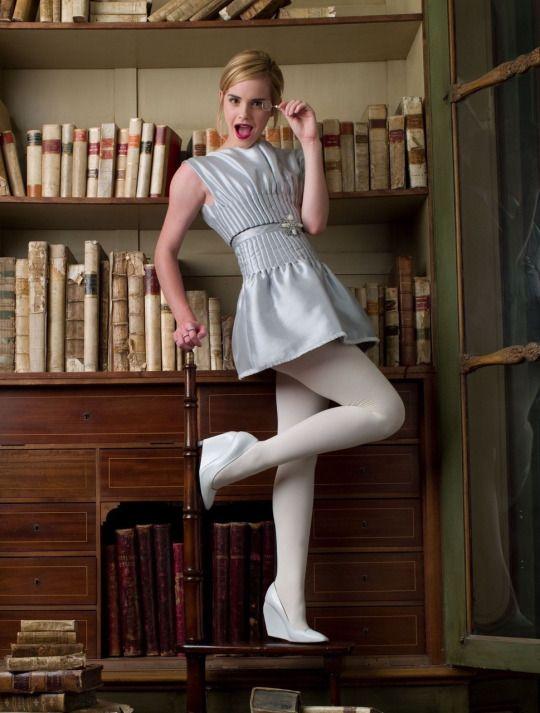 Emma watson pantyhose