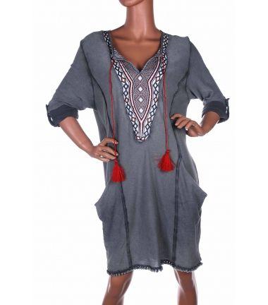 #etnico Vestido 8689087
