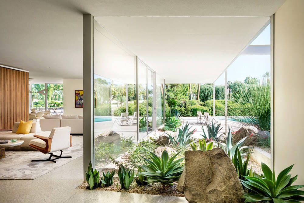 Palm springs home by engberg design development - Palm springs interior design style ...