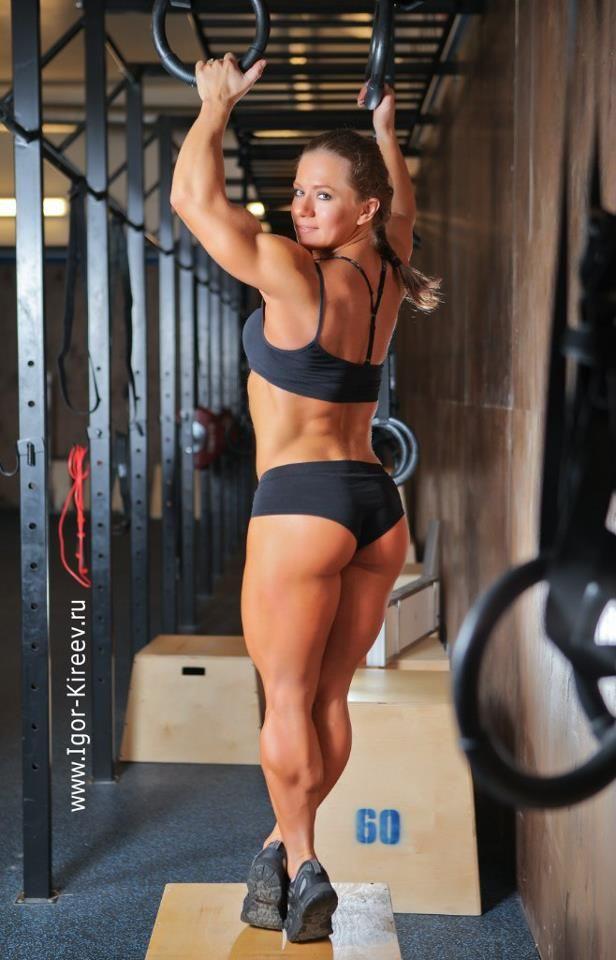 Calves women muscular 18 of