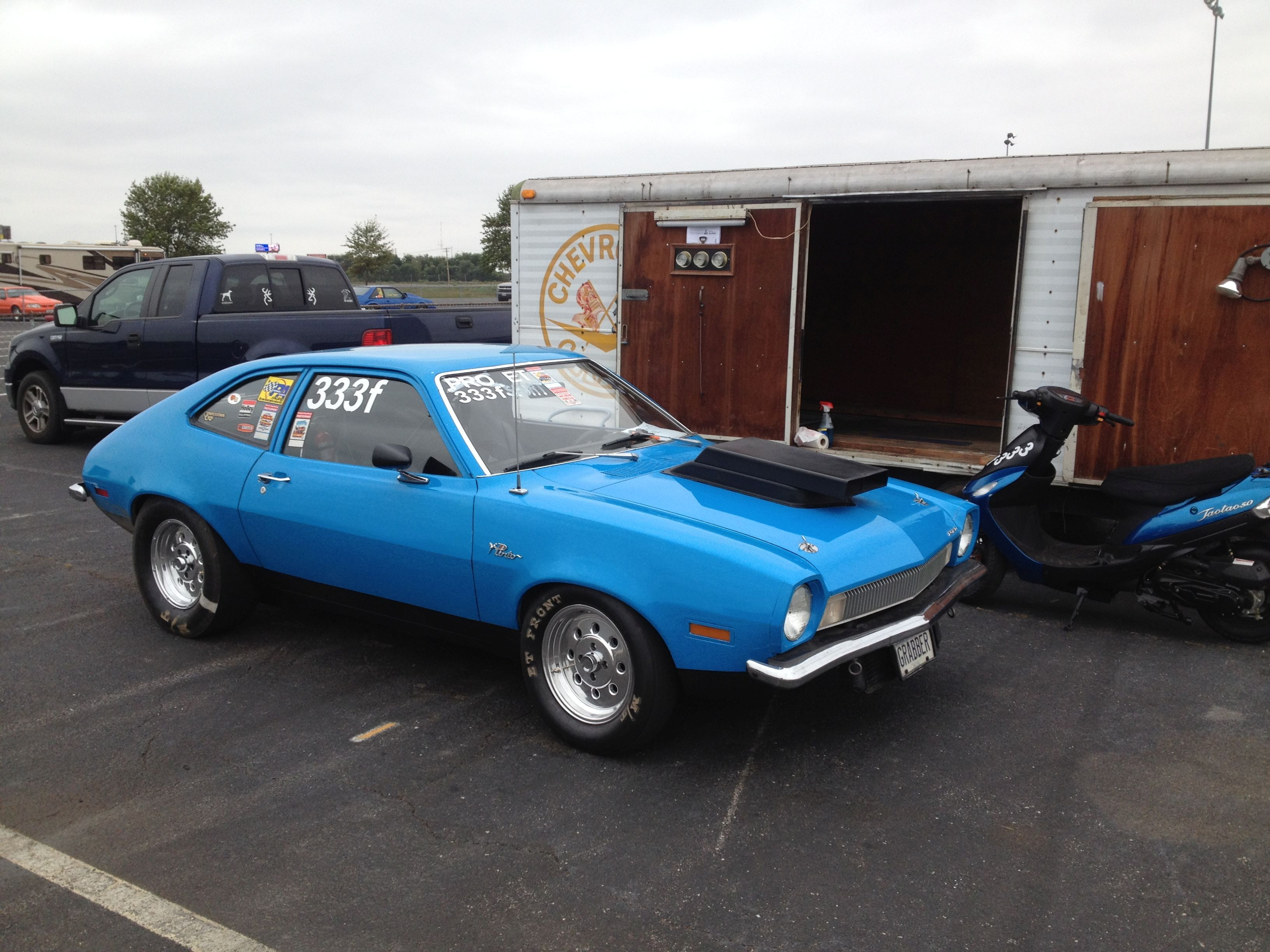 Blueprint engines customer robert thiel has recently installed our blueprint engines customer robert thiel has recently installed our bp3060ct into his 1971 ford pinto robert loves his blueprint engine and becoming a malvernweather