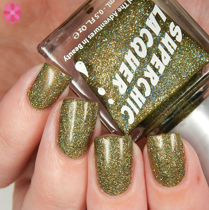SuperChic Lacquer Project Runway Collection Swatches and Review ...