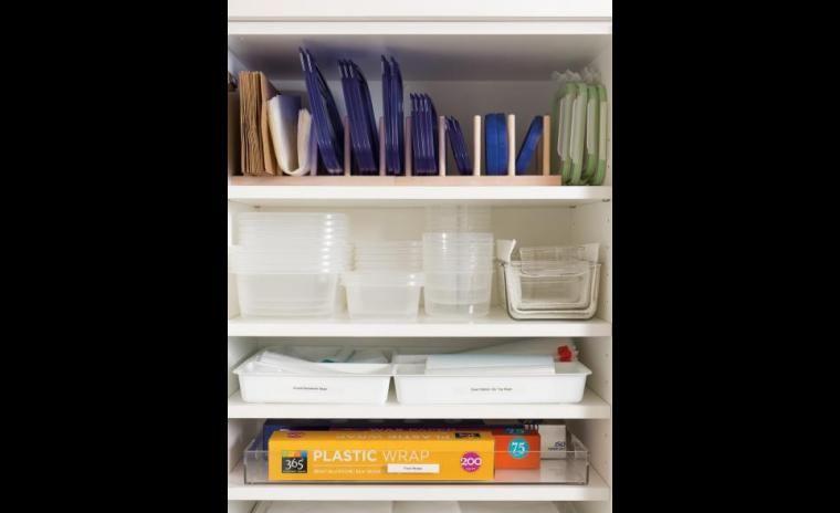 15 astuces pour le rangement de la maison education pinterest rangement maison et armoire. Black Bedroom Furniture Sets. Home Design Ideas