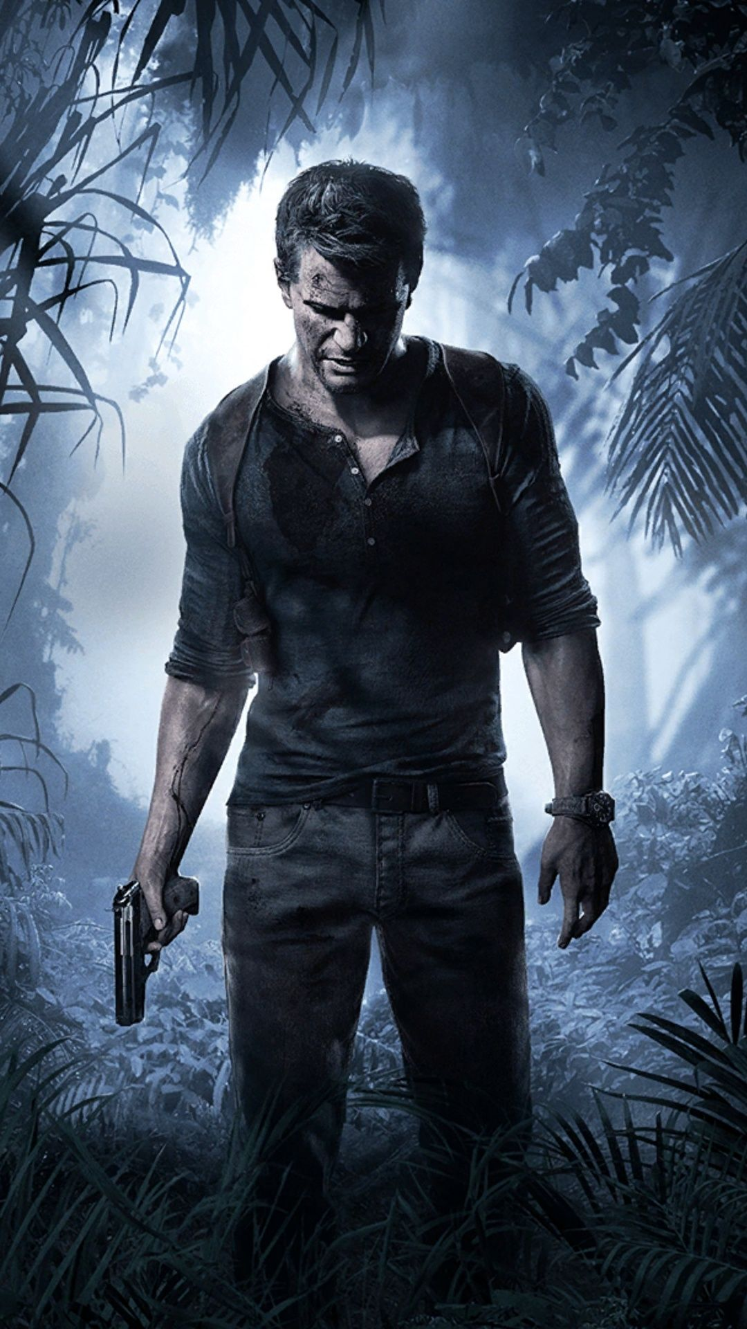 Uncharted 4 Wallpapers Iphone Background Hupages Download