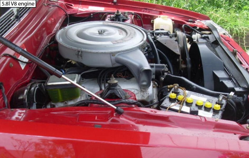 Ford Falcon Xd Esp Engine Bay And Carburetor Ford Falcon Esp Ford