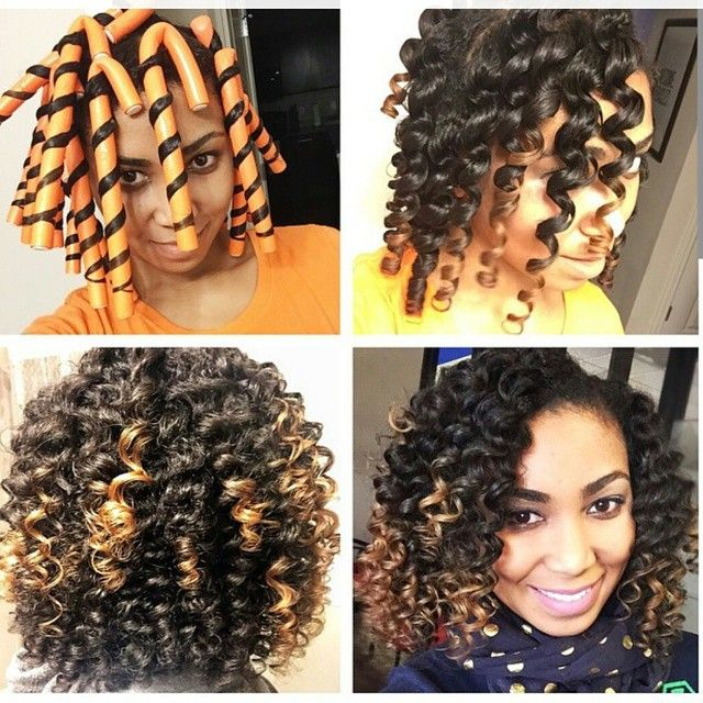 Natural Hair Freedom On Instagram Lovely Flexirod Twist Out By Jardanp Naturalhairfreedom Naturalhair Blackg Natural Hair Styles Hair Styles Relaxed Hair