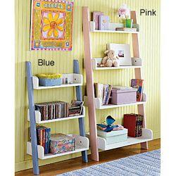 Kids Four Tier Shelf