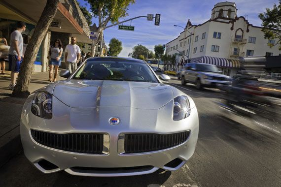 Henrik Fisker On Karma Electric Car Famous Danish Brands Crazy