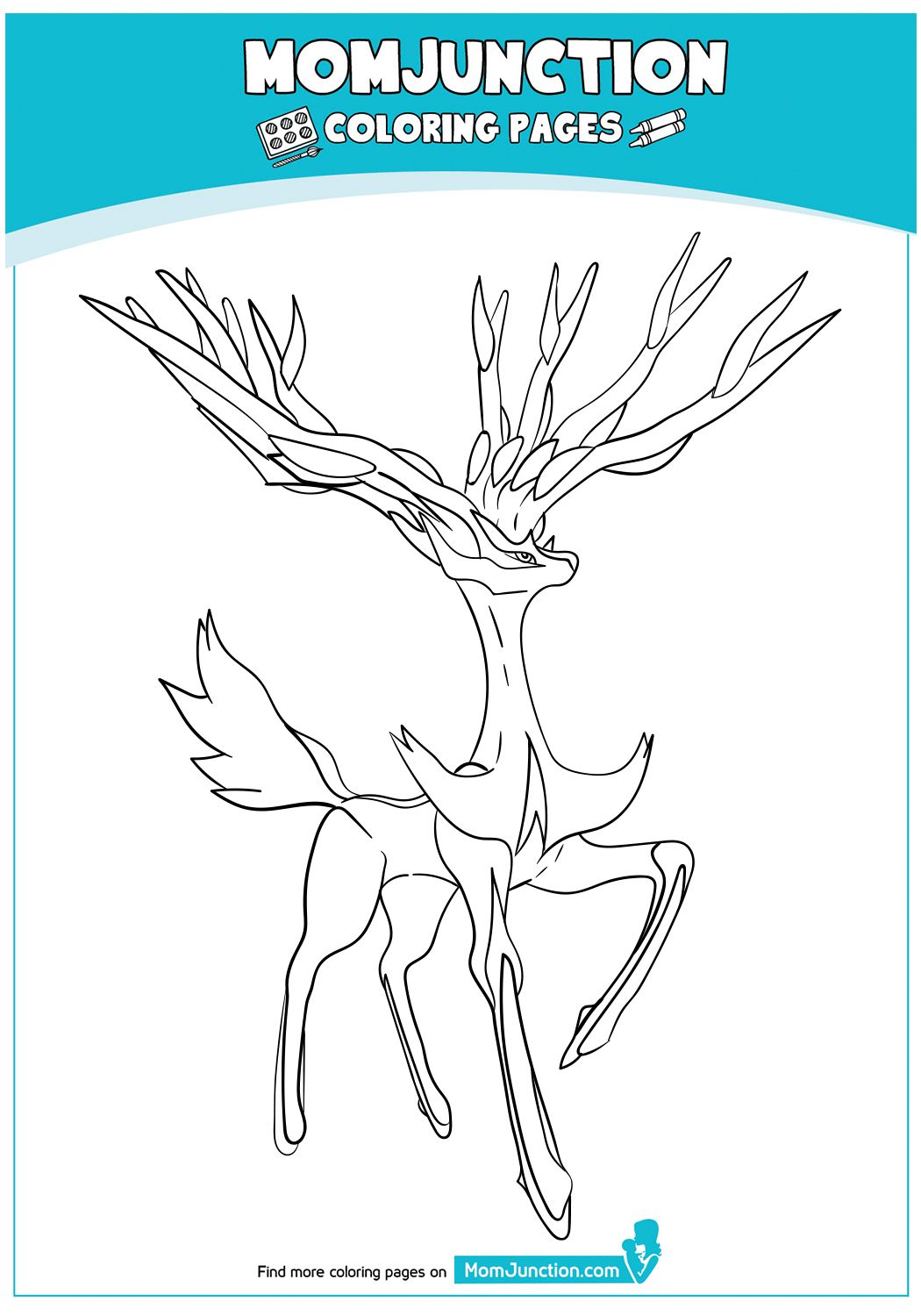 Print Coloring Image Momjunction Coloring Pages Pokemon Coloring Pages Color