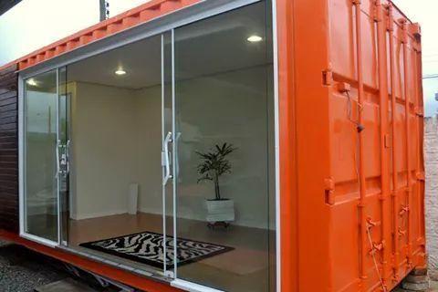 lojas de containers - Pesquisa Google Containers Pinterest - combien coute une maison en autoconstruction