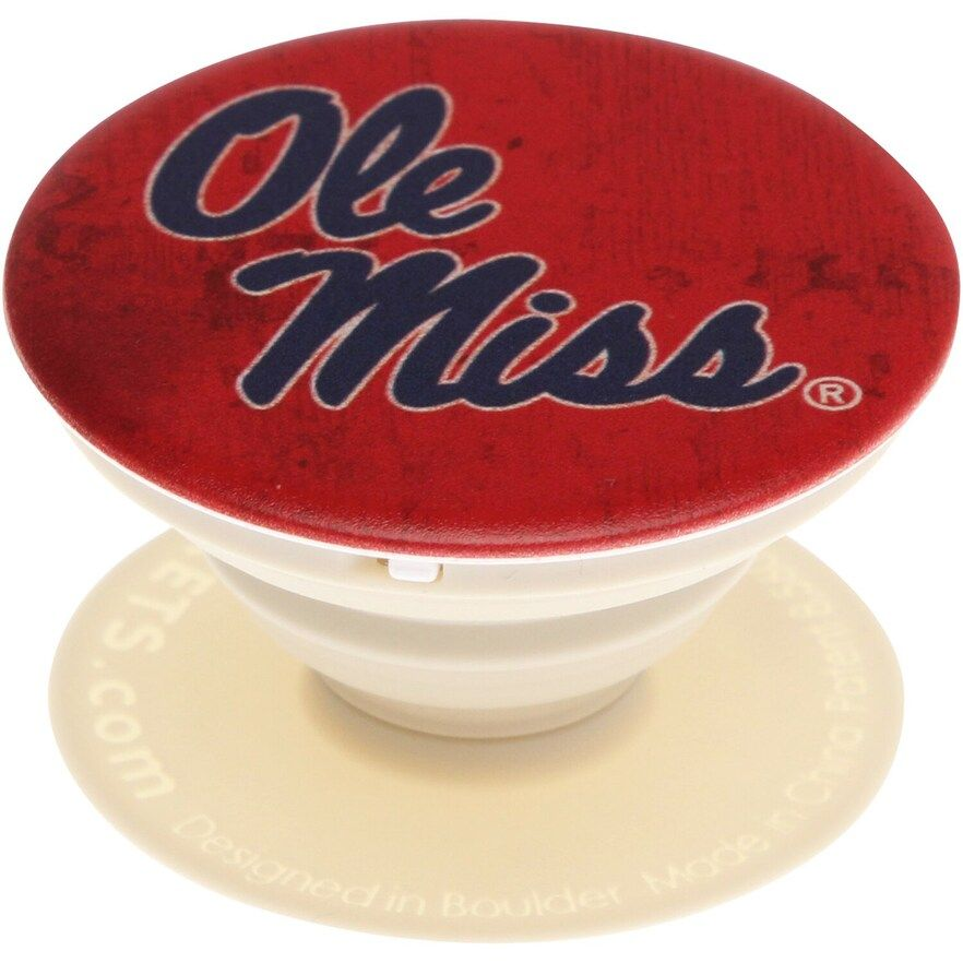 PopSockets Ole Miss Rebels Phone Grip Accessory