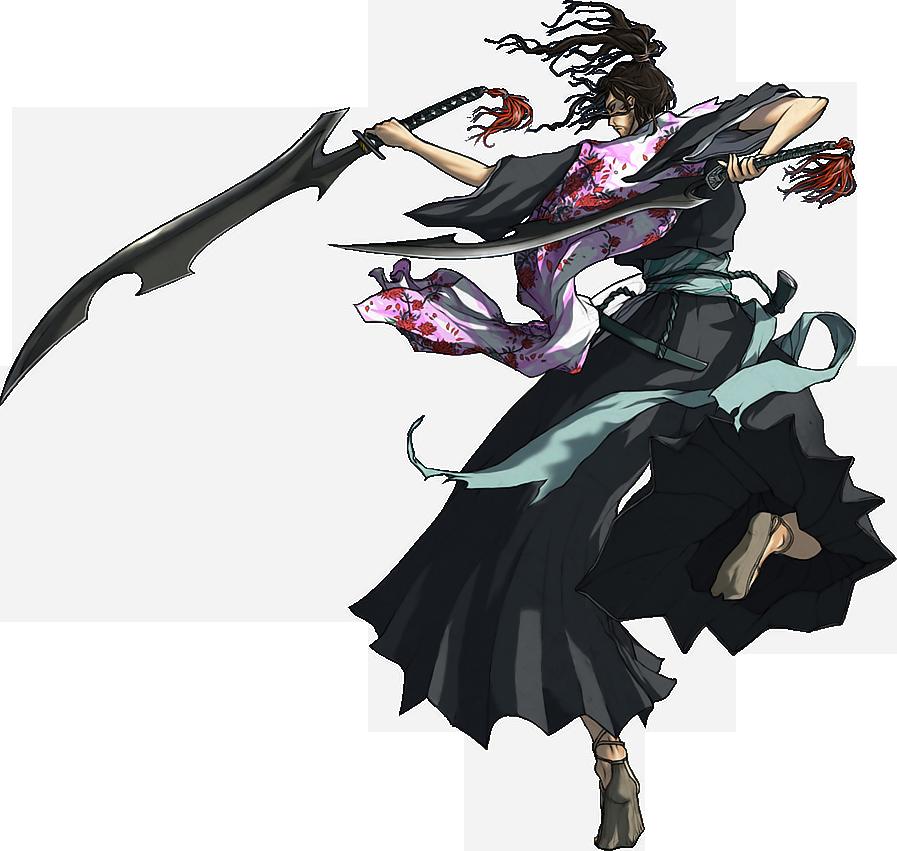 Bleach Captain Kyouraku