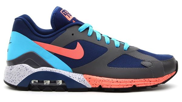 Nike Air Max Terra 180 Brave Bleu   Atomic Rose Nike Sportswear'S