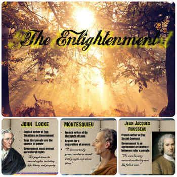 age of enlightenment writers It was an age of enlightened despots like frederick the great, who unified,  rationalized and modernized prussia in between brutal multi-year wars with  austria,.