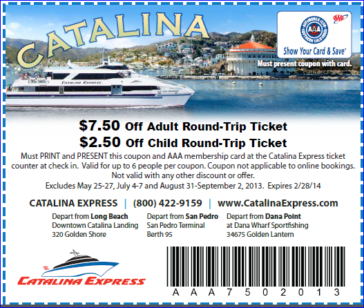Catalina Express Catalina Trip Catalina Island