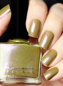 Femme Fatale- Enchanted Fables Collection- Emeralda