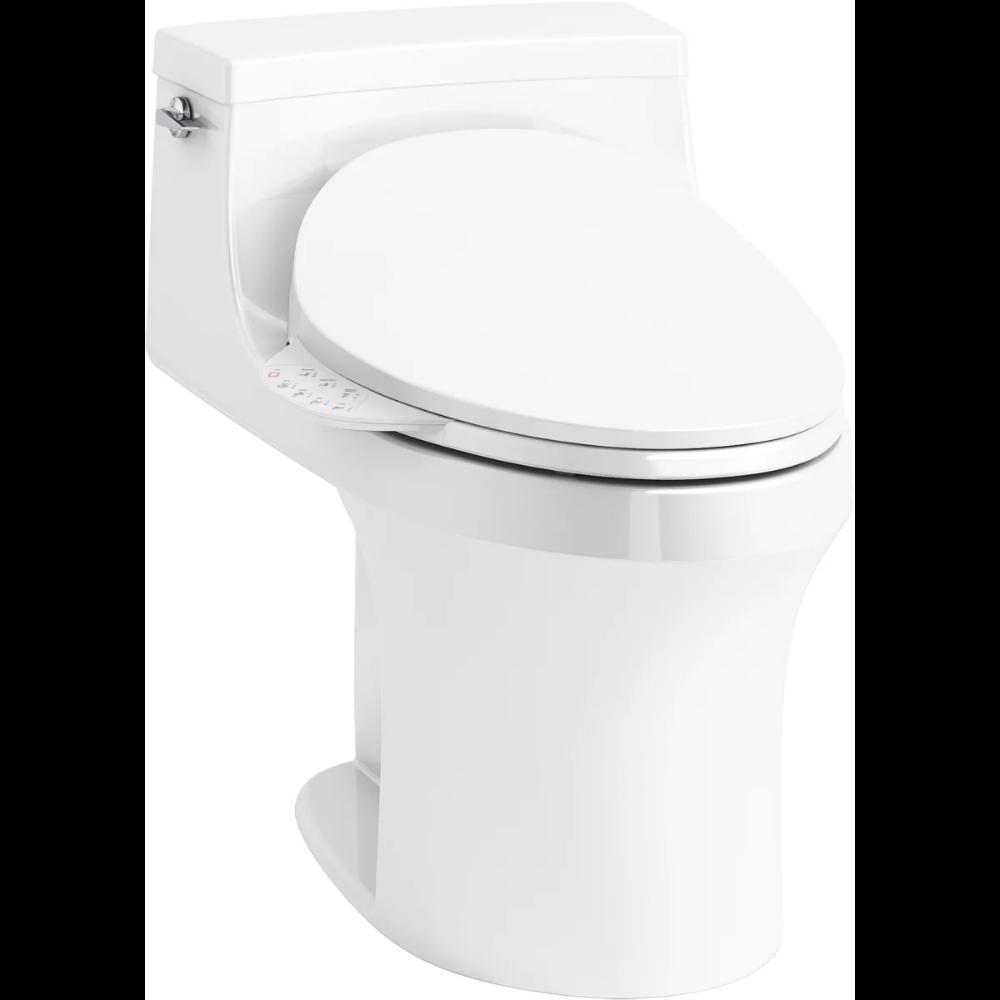Kohler K51724108 Bidet toilet seat, Toilet