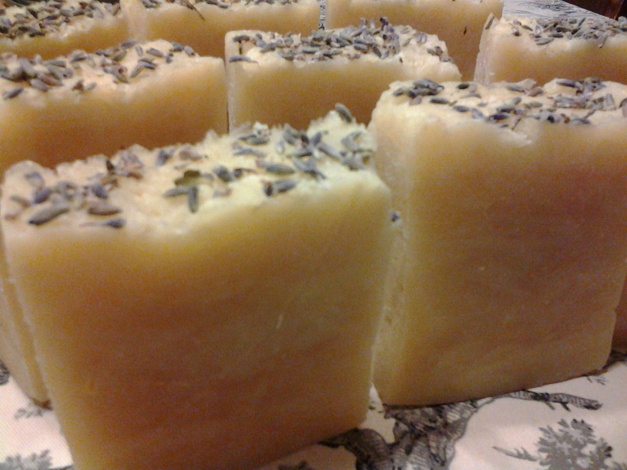 Our Lavender & Goat's Milk Soap