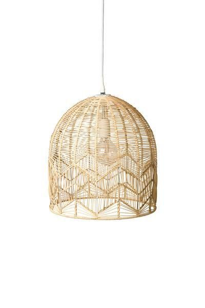 Lace Rattan Light Natural Milly And Eugene