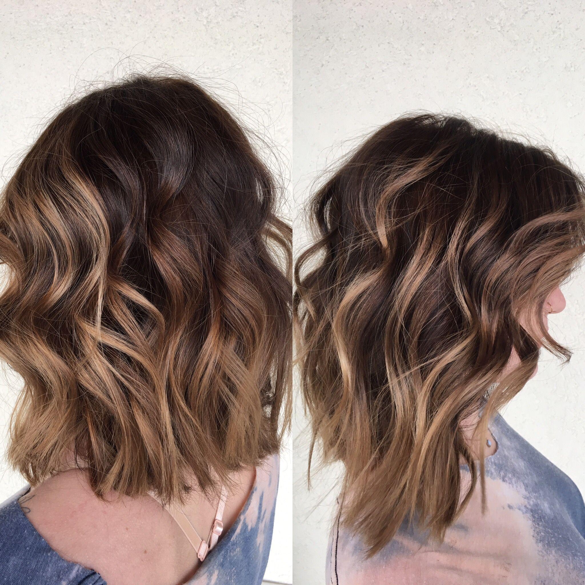 Fashion week Shadows hair for woman