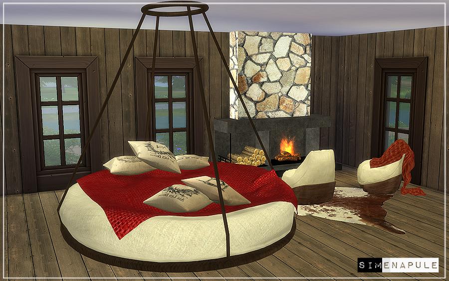 Simenapule.it Bedroom Set Hamal
