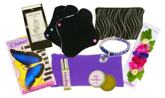 Blossom Girls Survival Kit First Period By -7381
