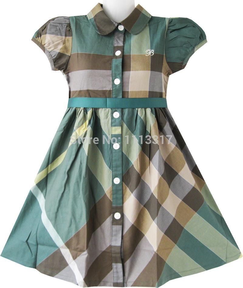 Sunny Fashion Girls Dress Navy Blue School Uniform A-line Size 4-10