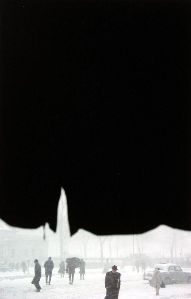 Canopy - Saul Leiter 1958