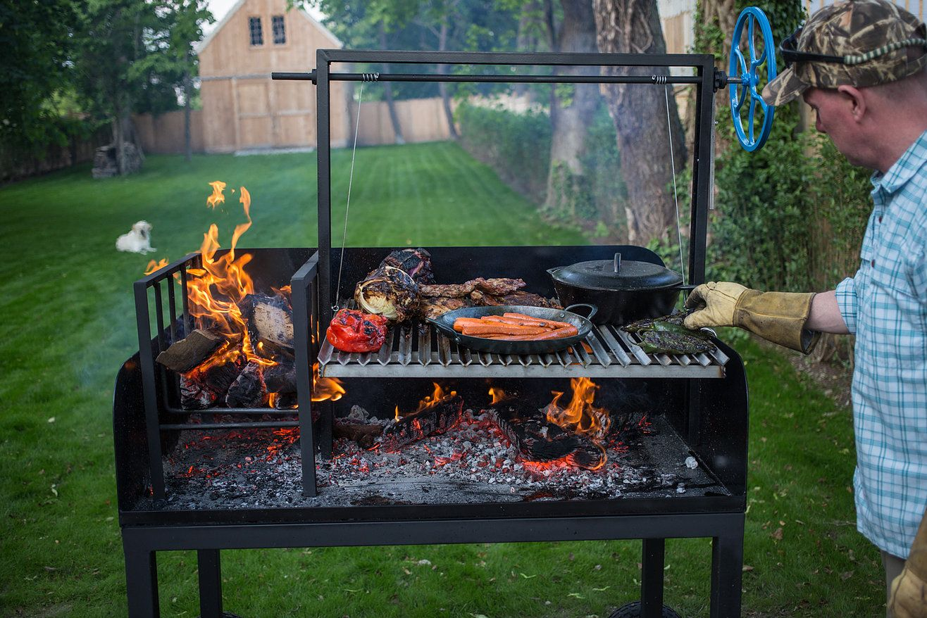 Argentine parrilla grills brooklyn and northfork ny