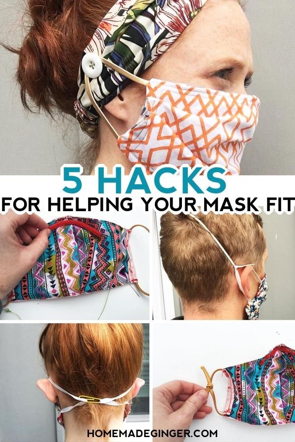 Photo of 5 Hacks To Prevent Your Face Mask From Hurting Your Ears – Homemade Ginger