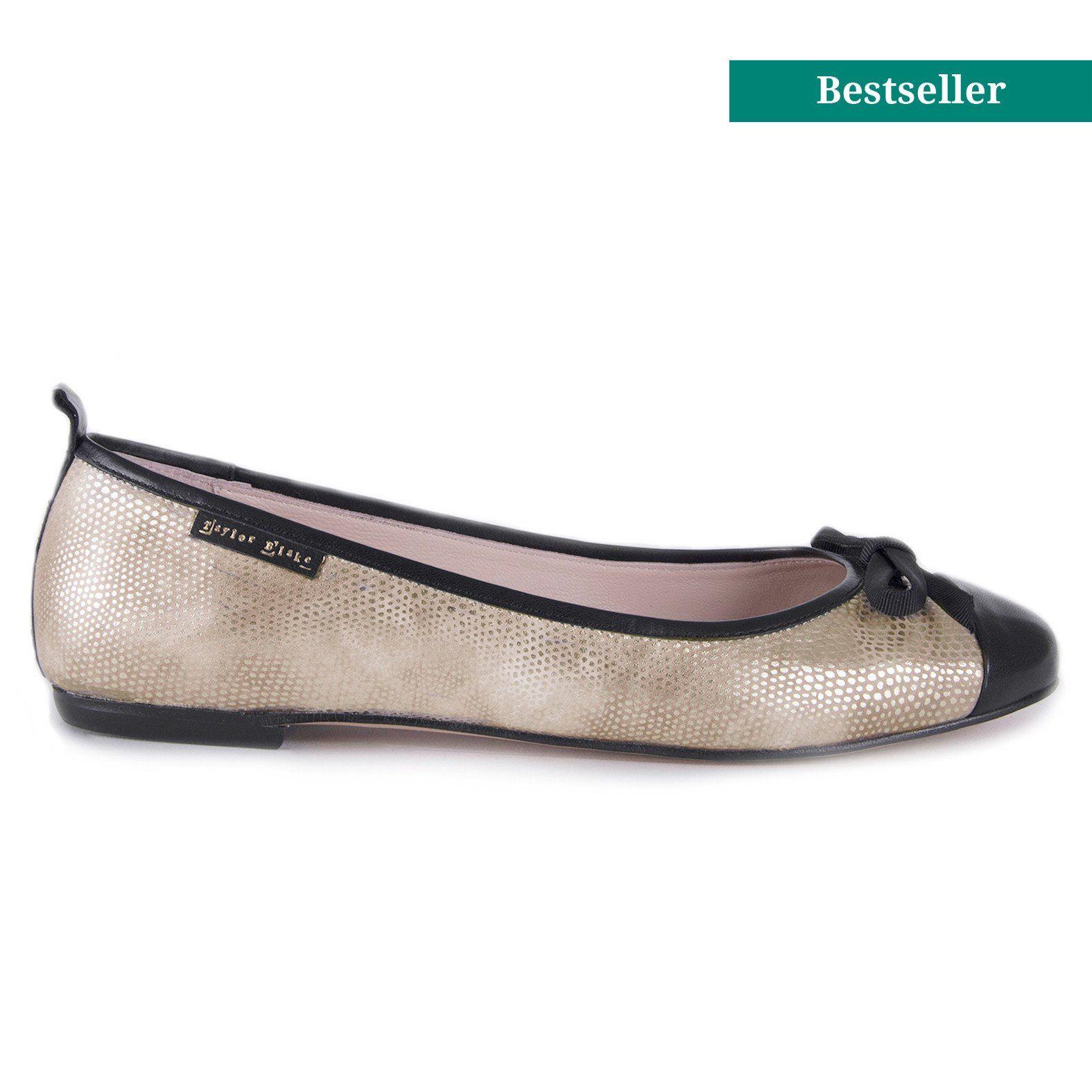 BESTSELLER | Gold Lora | Women's Gold Metallic Leather