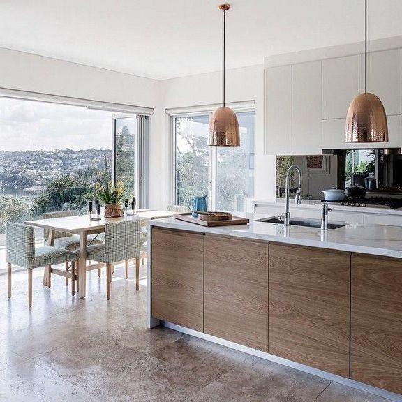 Design Kitchen Cabinet Online: +27 How To Find Stylish Modern Kitchen Cabinet Design