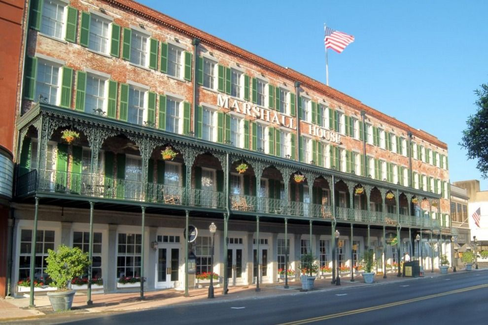 Savannah Historic District Hotels In Ga Hotel Reviews 10best