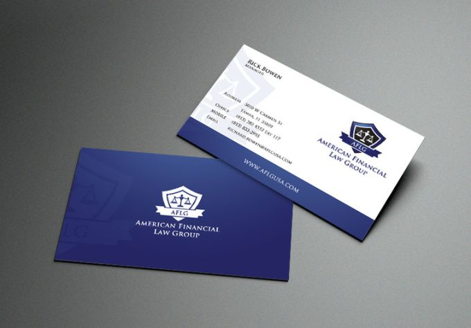 create your cool business card design by desainkeren78 Art - name card