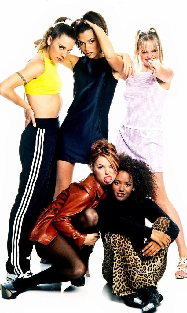 Spice Girls PHOTOSHOOTS