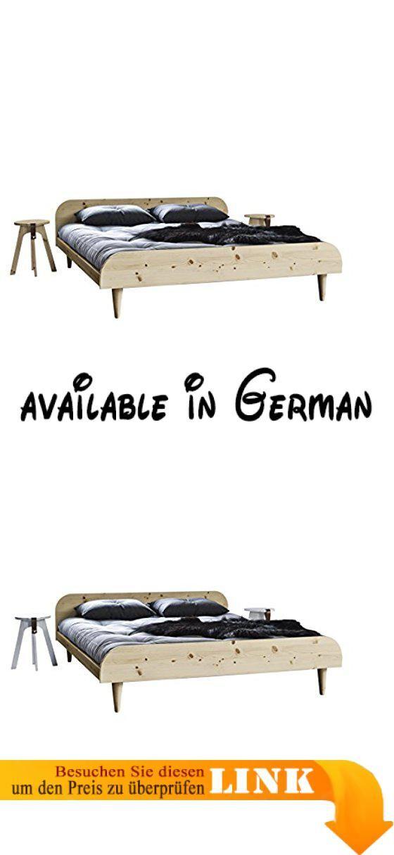 B071768HM9 : KARUP 420101180200 Twist Bed 180 Bettrahmen Holz ...