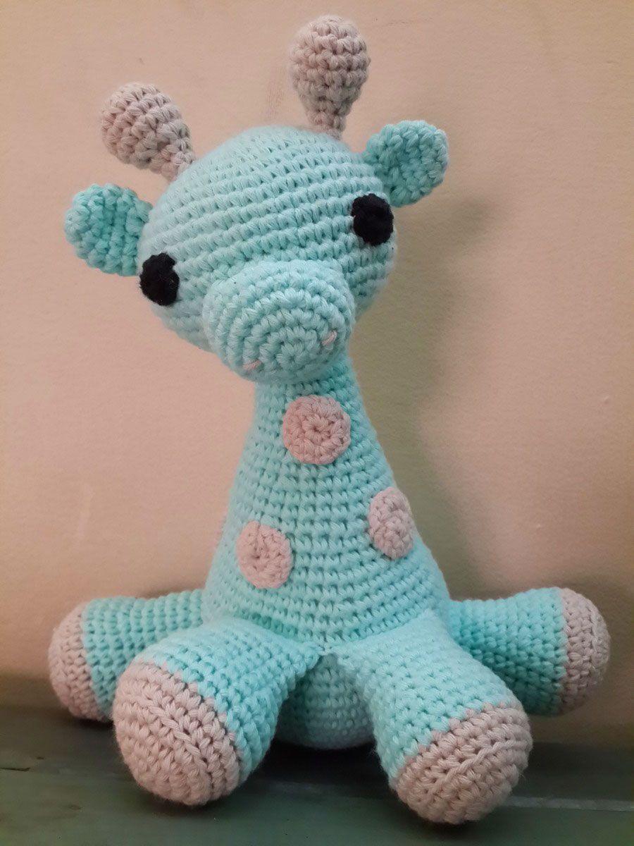 Como hacer hermosos amigurumis en crochet para decorar tu for Decoracion hogar a crochet
