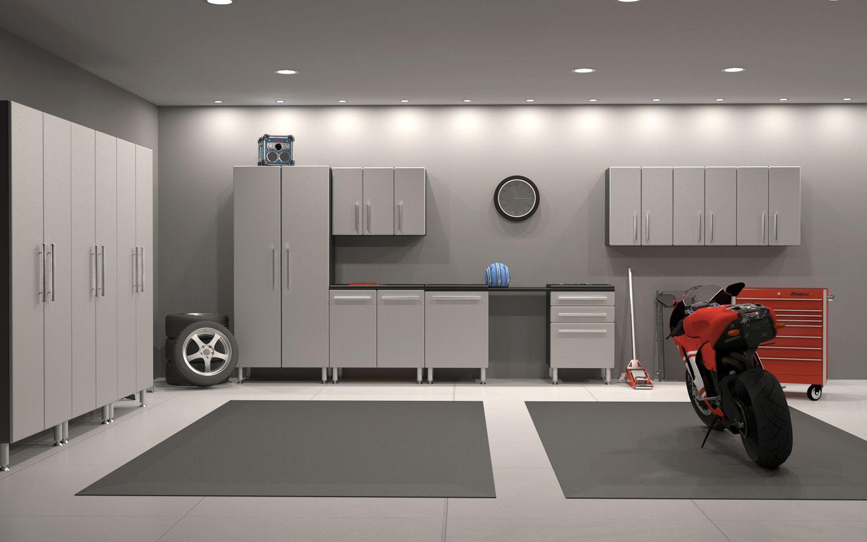 Garage Paint Scheme | Office Design Ideas In Ecru And Beige