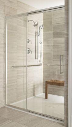 Bathroom Sliding Glass Doors Google Search Frameless Shower