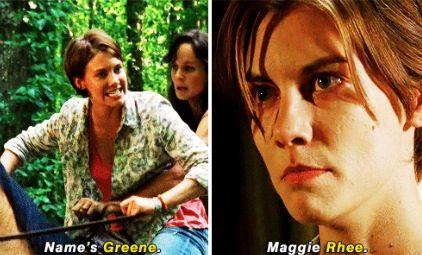 I love that she took his last name