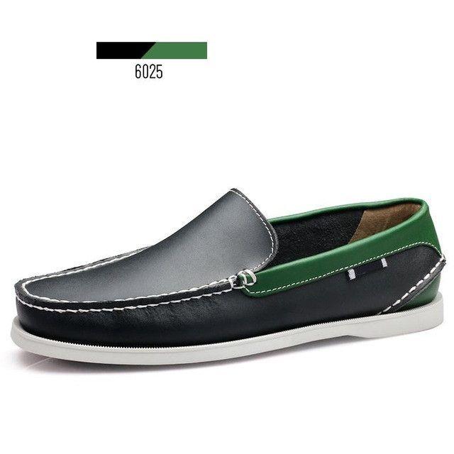 e4e072ea94cf Boat Shoes Men Loafers Mocassins