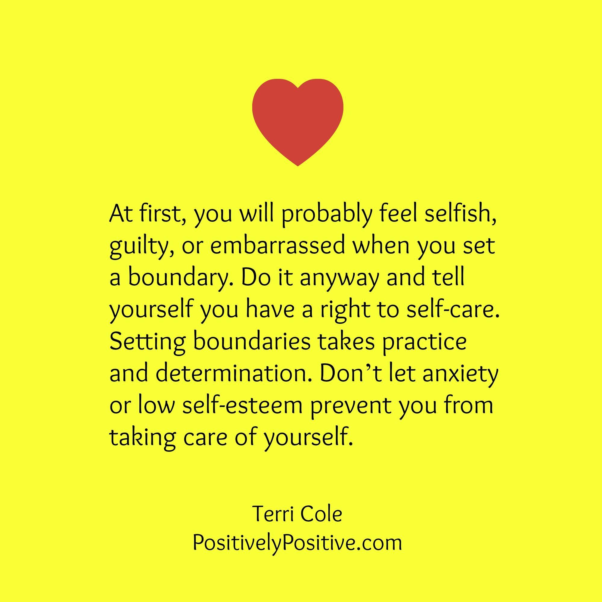 Strategies of love. Self esteem and boundaries 48