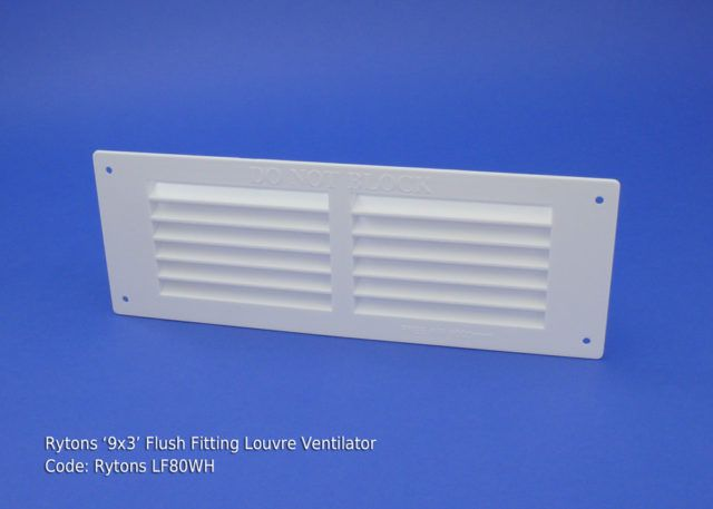 Louvre and Hit & Miss Ventilators – Page 3 – Rytons Building Products