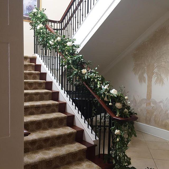 Wedding Flowers December: Indoor Wedding Receptions